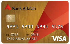 Apply for Bank Alfalah Visa Gold Credit Card | Get Complete Info Online