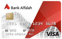 Bank Alfalah Bank Alfalah Visa Silver Credit Card